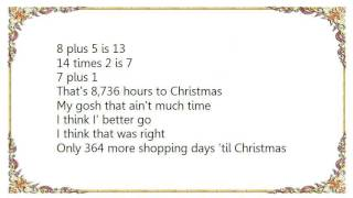 Watch Cledus T Judd Only 364 Shopping Days til Christmas video
