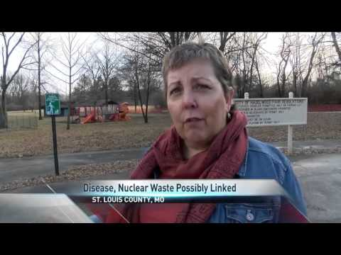 Disease, Nuclear Waste Possibly Linked in St. Louis