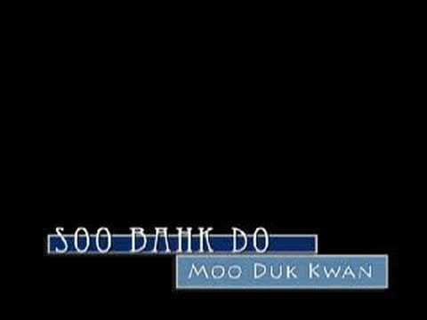 Soo Bahk Do Moo Duk Kwan Promo Music Videos