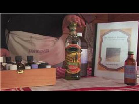 Natural Healing Tips : How to Make Aromatherapy Oil for a Steam Room