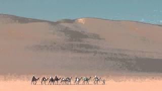 The Explorer School: Rohlfs Expedition, Camel Train