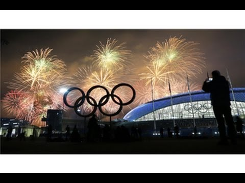 Sochi Winter Olympics final farewell