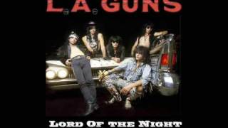 Watch LA Guns Wild Obsession video