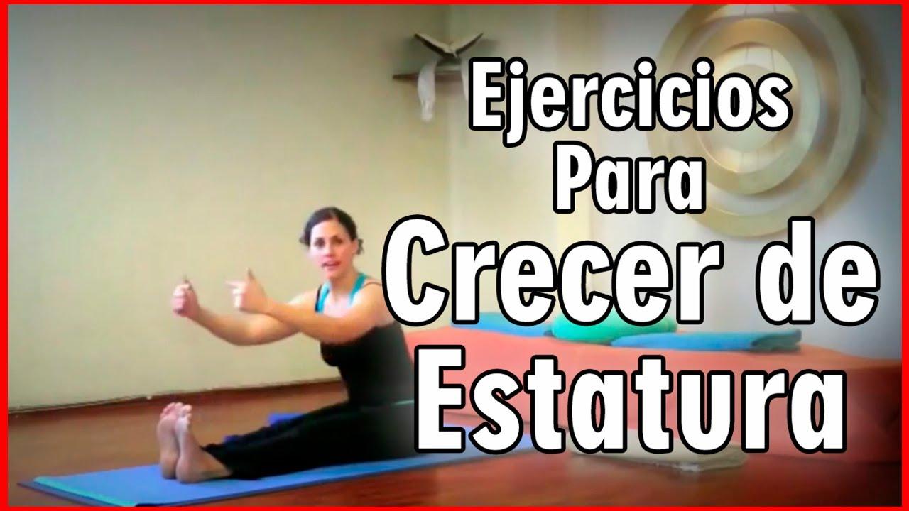 Yoga Ejercicios Para Crecer
