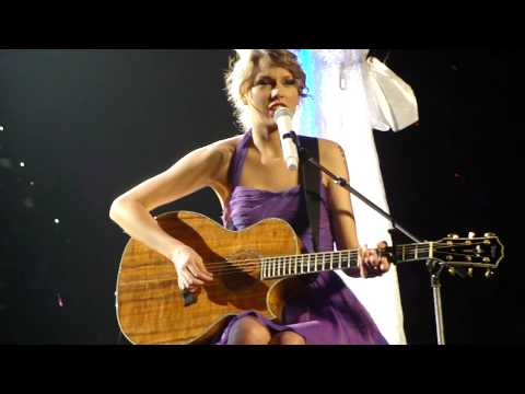Taylor Swift - Never Grow Up (HD)