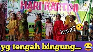 Tarian lagu Duri-duri dam-dam (DURIDAM) || Team rusuh - bingung sendiri😂😂😂