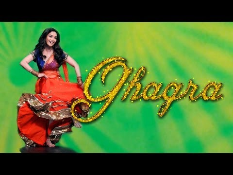 Learn Ghagra from Madhuri Dixit-Nene on DancewithMadhuri