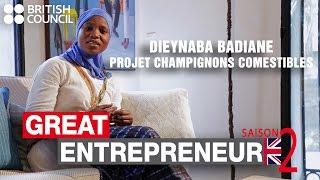 Great Entrepreneur | Dieynaba Badiane - Finaliste