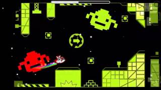 Replay from Geometry Dash!