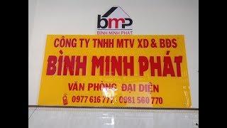 CÔNG TY TNHH MTV XD VÀ BẤT ĐỘNG SẢN BÌNH MINH PHÁT