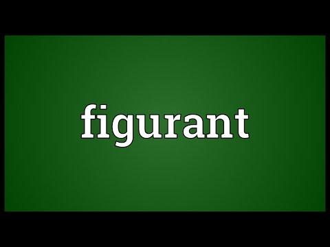 Header of figurant