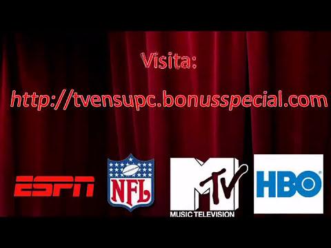 Ver TV Satelital desde tu PC - Television Satelital por Internet mas de 3000 canales