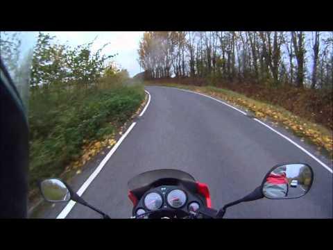 Vlog #3 - Honda CBR 125 Review
