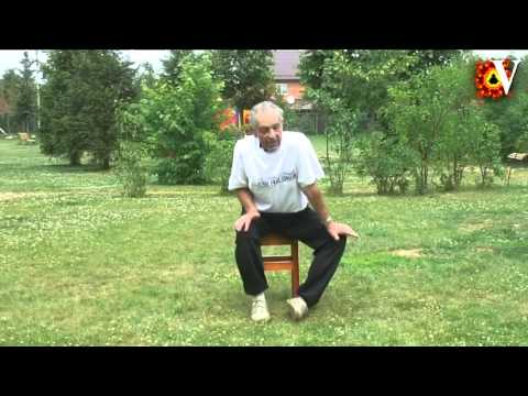 комплекс упражнений при артрозе коленных суставов доктор попов