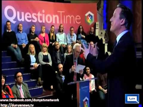 British PM David Cameroon wins latest TV debate as general elections approach