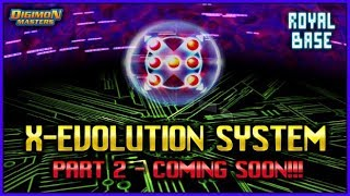 X-Evolution Update PART 2 ... COMING SOON!!!  ||  KDMO