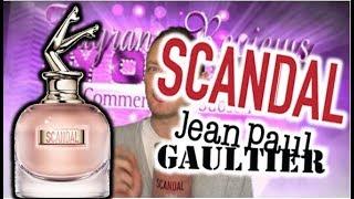 "Jean Paul Gaultier ""SCANDAL"" Fragrance Review"