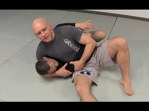 How to Escape Kesa Gatame and the Headlock Image 1