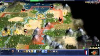 (HD/Deutsch) Civilization IV Beyond the Sword Let's Play Part01 (Kaiser/Wilhelm von Oranien)