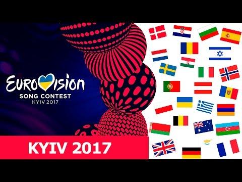 Eurovision 2017 | PORTUGAL is the winner! Eurovision Song Contest - Salvador Sobral