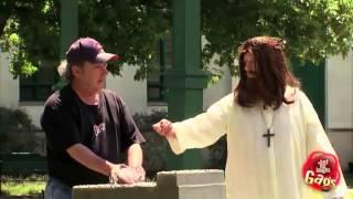 Las mejores bromas de camara oculta de Jesucristo
