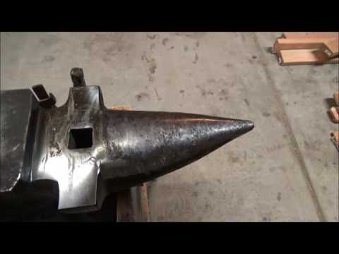 NC Cavalry 112 Lb Anvil And Well Shod Review