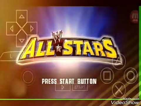How to unlock wwe star in all star game on psp Android