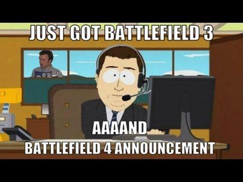Battlefield 4 = Boringfield 4