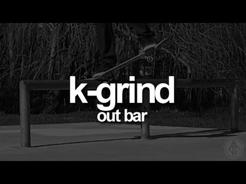 K-Grind - Out Bar: First-Person Skateboarding.