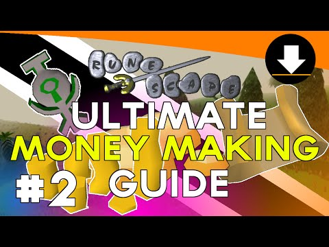 Runescape 2007 – ULTIMATE Money Making Guide #2 – Skills