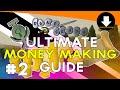 Runescape 2007 - ULTIMATE Money Making Guide #2 - Skills