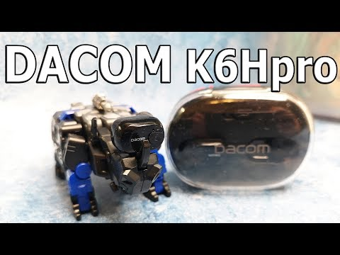 70 часов автономки в одиночестве I 10 фактов о Dacom K6H Pro