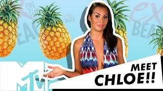EX ON THE BEACH SEASON 5 | CHLOE AND VICKY PATTISON HAD A HEATED FIGHT!! | MTV UK