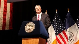 My Take: de Blasio State of the City (Illegal Immigration)