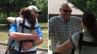 Family Reunited 40 Years After Daughter Is Given Away For Adoption