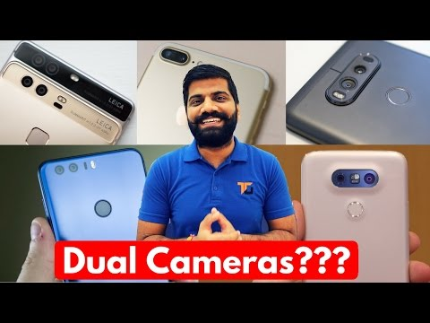 Dual Cameras Explained | The Future of Smartphone Photography