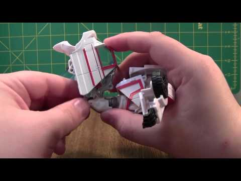 Transformers Prime Ratchet Review (RiD Revealer)