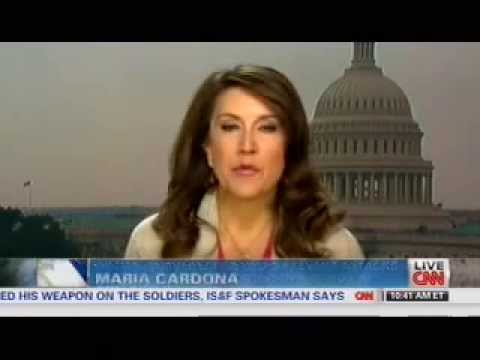 Watch Maria Cardona Discuss Her Views On the Privacy Vs. Security Surveillance Debate