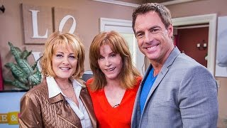 Stefanie Powers on her Hallmark Channel Original Movie,
