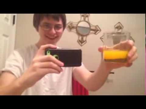 r/idareyou || Orange Juice after brushing teeth