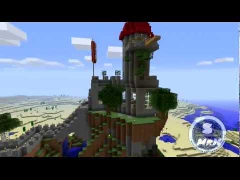 Minecraft 1.8 Zamek Mapa Przygodowa by MrHitmen90 [DOWNLOAD]