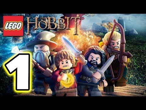 LEGO The Hobbit Walkthrough PART 1 The Goblin King (Demo) 1080p...