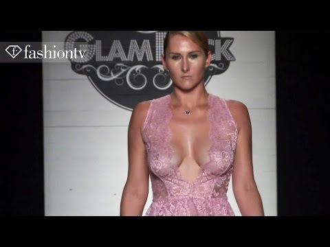 Glamrock Runway Show | Funkshion Fashion Week Miami Beach 2014 | Fashiontv video