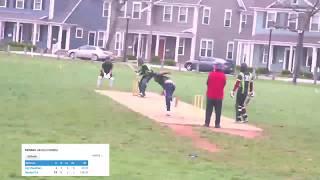 Tri-State Cricket Tournament Semi Final: Pak First vs Newark