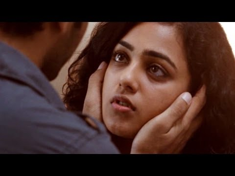 Ishq Movie || Beautiful Love Scene Between Nitya Menon & Nitin || Nitin, Nithya Menen video