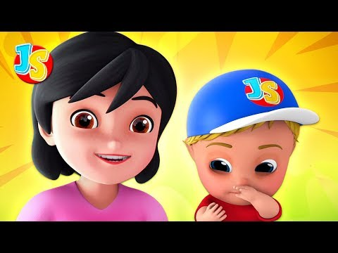 Sneeze Song For Kids | Nursery Rhymes Songs For Children & Babies By Junior Squad