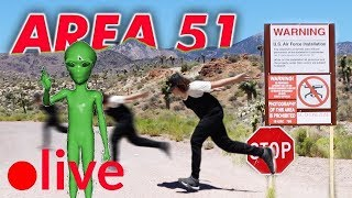 🔴 Area 51 Raid LIVESTREAM - They Can't Stop All of Us 👽