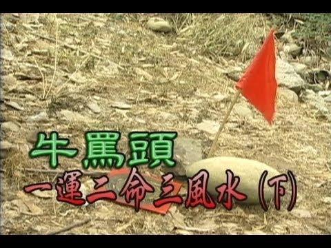 台劇-台灣奇案-牛罵頭一運二命三風水