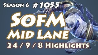 SS SofM - Zed vs Orianna - KR LOL SoloQ Highlights