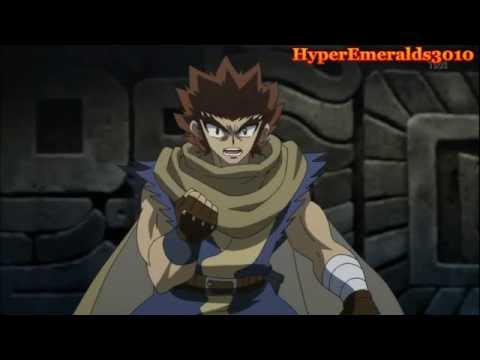 HD Beyblade AMV: Death Quetzalcoatl vs Scythe Kronos